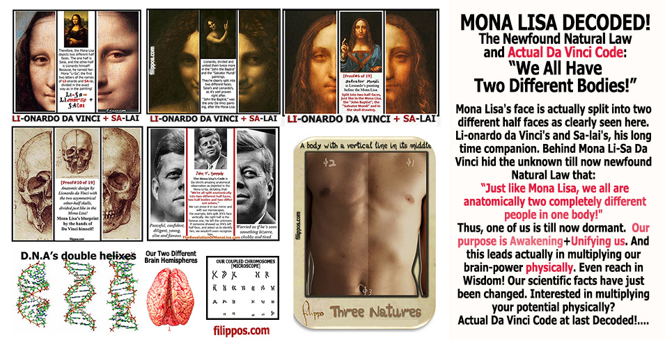 Quick Guide: Mona Lisa DECODED AT LAST!! -FILM:
