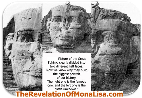 The Great Sphinx in Gaza decoded. What did the Egyptians knew, that we don't 4,500 years later?
